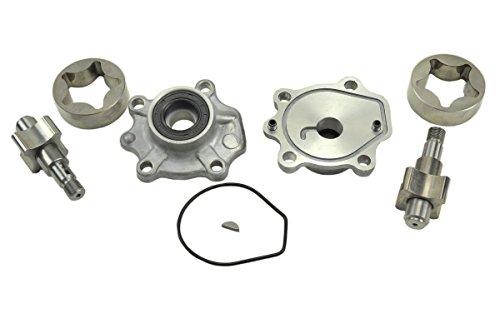UPC 760999807881, ITM Engine Components 057-1117 Engine Oil Pump for Isuzu 2.0L/2.3L L4, Amigo, Impulse, Pickup, Trooper