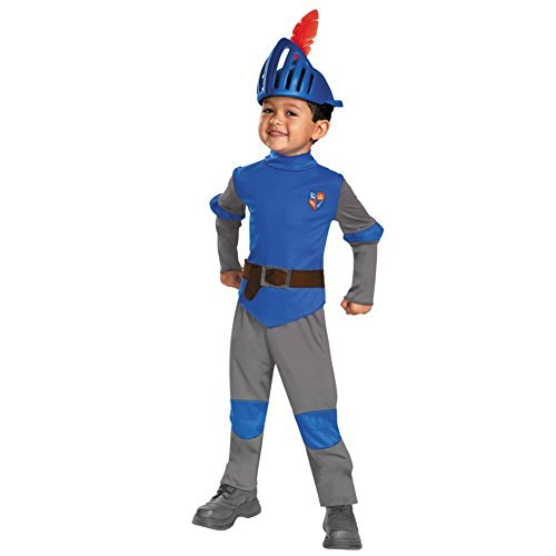 Morris Costumes Halloween Party Mike the Knight Classic 3t-4t by -