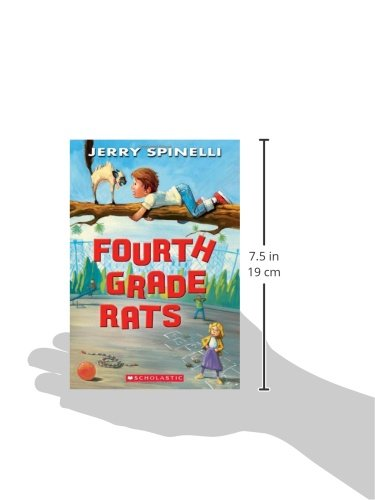 Fourth grade rats jerry spinelli 8601419953226 amazon books fandeluxe Gallery