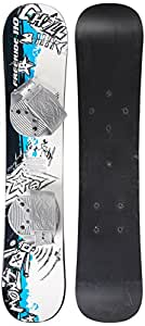 EMSCO Group – Graffiti Snowboard – Great for Beginners – For Kids Ages 5-15 – Design your Own Board Graphic – Solid Core Construction – Adjustable Step-In Bindings
