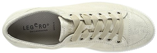 Top Tanaro Sneaker linen Legero Damen Low 200820 Beige ft4pB6qwx
