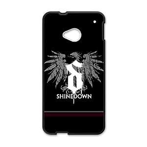 Shine Down Black htc m7 case
