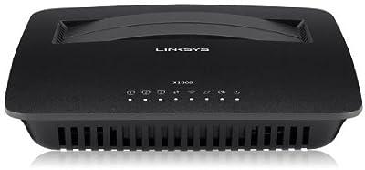 X1000 Wireless-N ADSL2+ Modem Router - Wireless Router - DSL