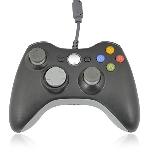 Cheap Findway® [New Version USB Wired Gamepad Controller] Wired USB Controller for PC & Xbox 360