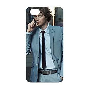 Fortune moda m?ska garnitury 3D Phone Case and Cover for Iphone 5S