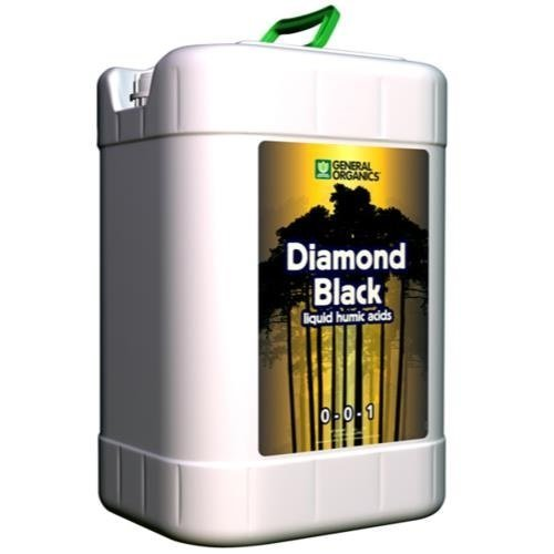 General Organics Diamond Black, 6-Gallon by General Organics