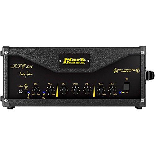 Jackson Signature Bass (Markbass TTE 501 500W Randy Jackson Signature Tube Bass Amp Head)