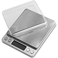 jigva Professional Digital Jewelry Tabletop Weighing Scale (Multicolor)