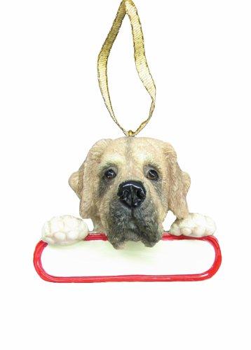 Mastiff Ornaments - Mastiff Ornament