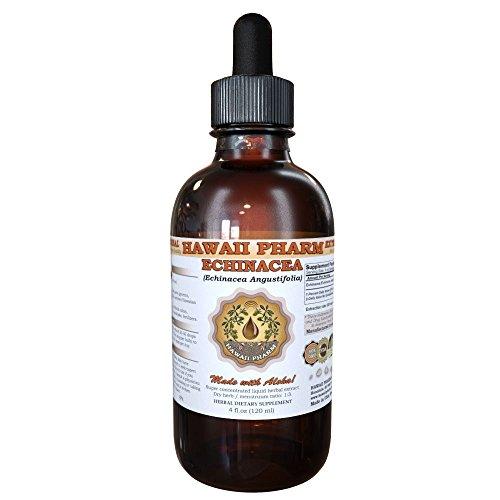 Echinacea Tincture, Echinacea (Echinacea Angustifolia) Root Powder Liquid Extract 4 oz by ()
