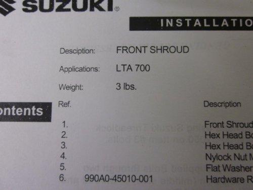 LTA700 FRONT SHROUD by Suzuki (Image #3)