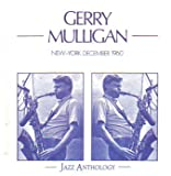 Gerry Mulligan:  New-York, December 1960