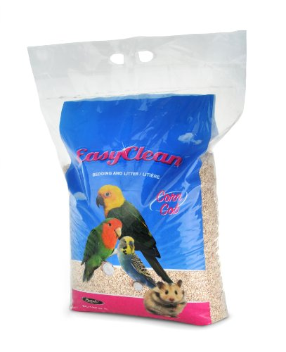 Bedding Corn Cob (Pestell Pet Products Easy Clean Corn Cob Bedding, 46 Liters)