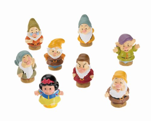 Fisher-Price Little People Disney Snow White and The Seven Dwarfs ()