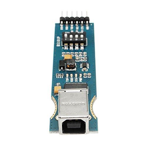 ROUHO Bs101P Ft232Rl Modul Usb Serial Port Uart 1.8V 2.5V 3.3V 5V 4In1