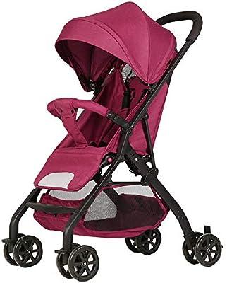 Baby Stroller Carrito de bebé Puede Sentarse/reclinarse ...