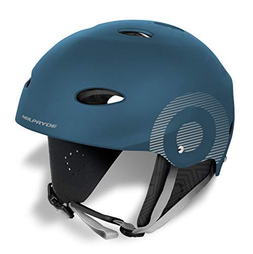 Neil Pryde Freeride Helmet Size Large Navy Blue