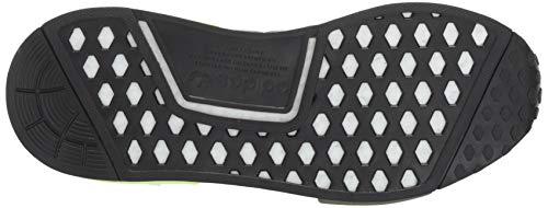 adidas Originals Men's NMD_R1 Running Shoe Trace Cargo/Solar Yellow, 4 M US by adidas Originals (Image #3)