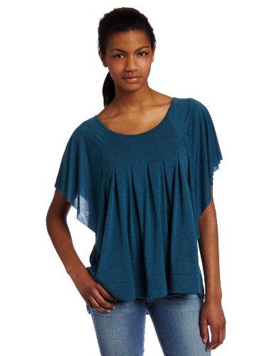 UPC 808895949868, Joie Womens Fallon Shirt, Heather Cobalt, Medium