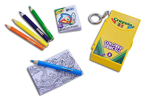 Super Impulse World's Smallest Crayola Coloring Set - Novelty Toy (548) from Super Impulse