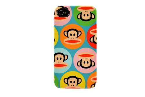 Paul Frank Hardcover Dots Julius für Apple iPhone 4 / 4S