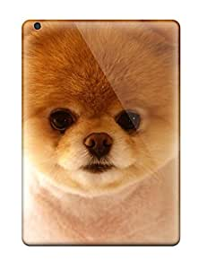 Ideal AnnDavidson Case Cover For Ipad Air(pomeranian Puppy), Protective Stylish Case