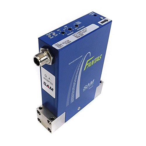 Mass Flow Controller - Sam Fantas SFC2480FAPL8 Mass Flow Controller MFC O2 2000 SCCM MC-4SUGDW