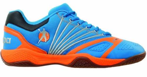 de Chaussures Blue Bleu handball Kempa homme Kempa Fluo Orange Black Thunderstorm Uq0wTWpnW4