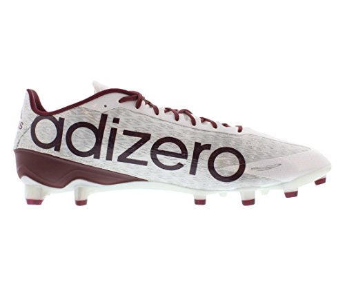 Adidas Adizero 5-star 4.0 Football Chaussures Hommes Taille Blanc / Marron