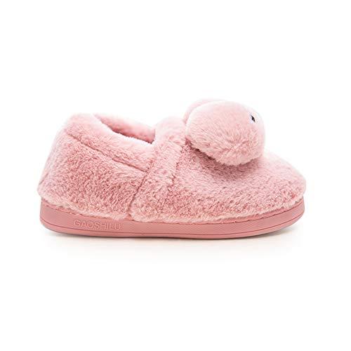 Femme Sac Taille Enceinte Td En Anti Fond Pink Coton Après 40 Polaire Lune dérapant La L'accouchement Blanc Chaussures couleur Maison 39 Intérieur À Pantoufles Épais 1ZnInwxt