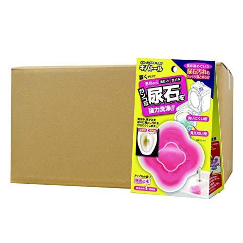 キバトール 尿石除去剤 水洗トイレ用洗浄芳香剤(手洗い付トイレ専用) 本体 100g24個セット B07MWWDWF2