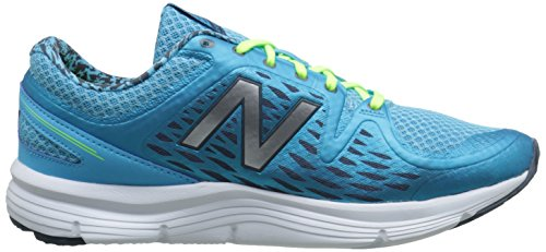 New Balance Womens W775V2 Running Shoe Blue/White