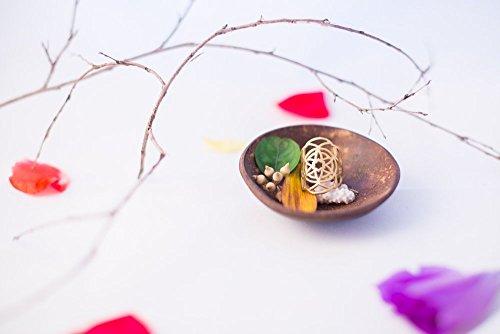 24k Gold Vermeil Flower - 2