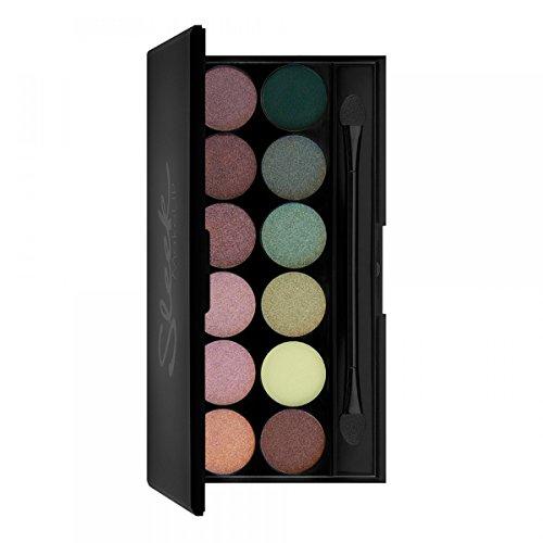 Sleek Make Up I-Divine 12pc Mineral Eyeshadow Palette - Garden  of Eden