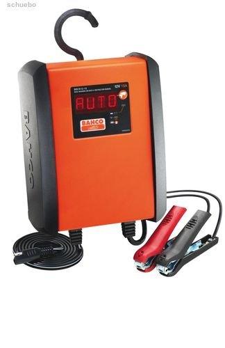 Bahco Bbce12-15 - Cargador baterías eléctrico 12v-15 a: Amazon.es ...