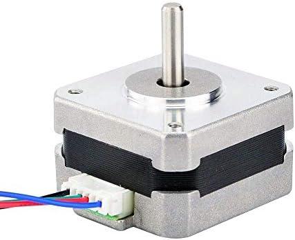 AiCheaX Tool Nema 17 - Motor de paso a paso a paso Nema 17 de 4 ...