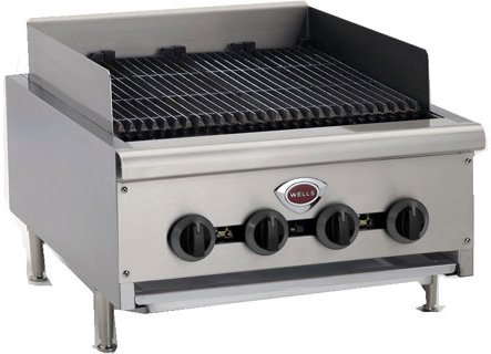 Wells hdcb 4830g for Equipo mayor de cocina pdf
