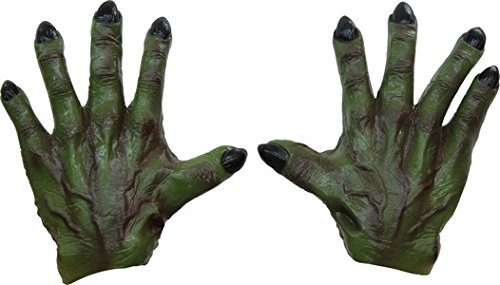 Ghoulish Productions Monster Hands Latex]()