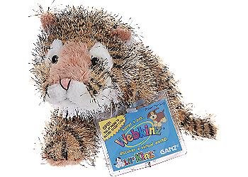 Webkinz Collectible Lil'Kinz Mini Plush Stuffed Animals Tiger