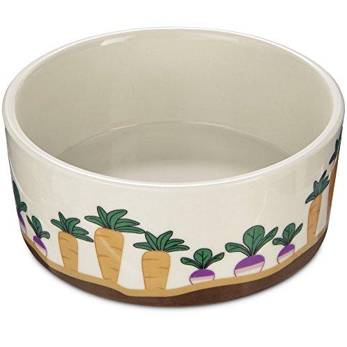 ceramic bird food dishes - 5