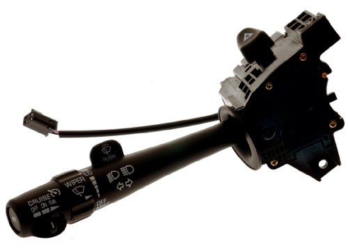 ACDelco D6294A GM Original Equipment Turn Signal, Headlight, Headlight Dimmer, Cruise, and Hazard Switch with Lever