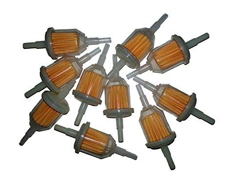 inline gas filter - 2