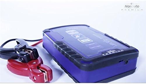 Norauto Starthilfe Booster Mf450 Kondensator 2250f 900 A 450 A 1 Stück Auto