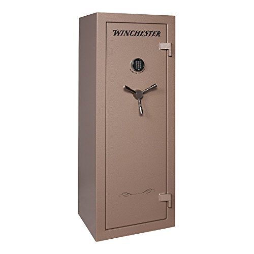 Winchester Safes W-6022-14-13-E Closet Gun Safe with Electronic Lock