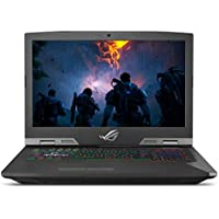 "ASUS ROG G703VI Gaming Laptop, 17.3"" 144Hz G-SYNC, Overclocked Core i7-7820HK CPU and Overclocked GTX 1080 8GB, 32GB DDR4, 512GB PCIe SSD + 1TB SSHD, Windows 10 Professional"