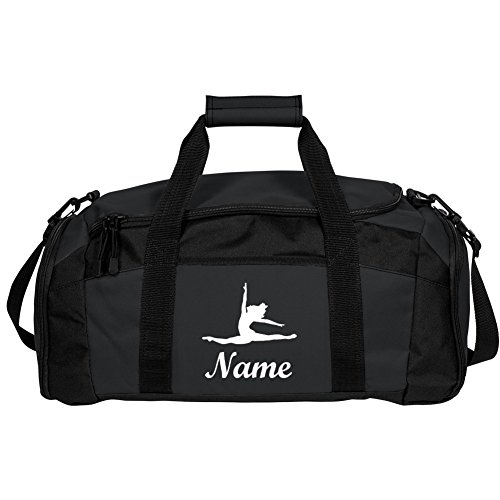 Custom Team Dance Bags: Port & Company Gym Duffel Bag by Customized Girl