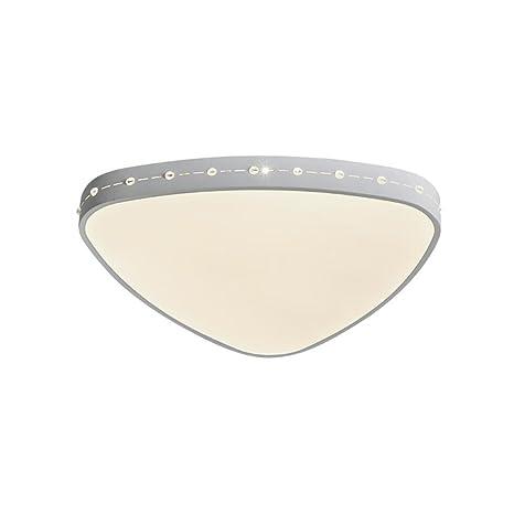 Luz de techo de acrílico LED Modernas lámparas simples ...