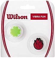 Antivibrador Wilson Fun Trevo E Chama