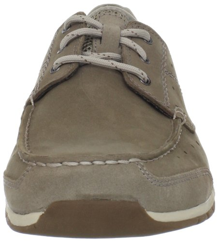 Clarks Mens Armada Engels Oxford Brown