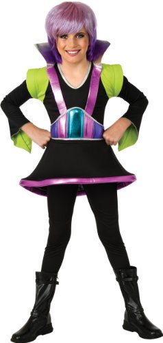 [Janet Planet Costume, Small] (The Jetson Family Costumes)